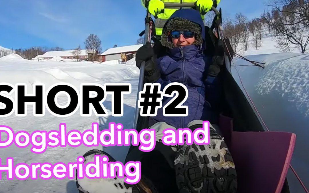 Episode 2 – Dogsledding and Horseriding