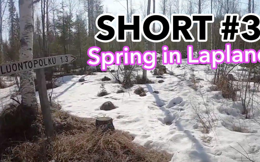Episode 3  – Spring In Lapland